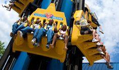 Six Flags St. Louis.... Batman, Screaming Eagle, Thunder River, etc., etc., etc.,.....
