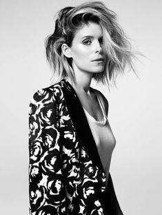 kate mara 2014 11 House of Cards Kate Mara Stars in Glamour UK by Alisha Goldstein