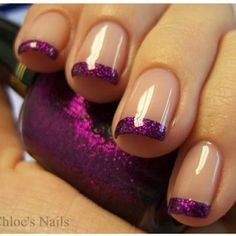My nails WILL be done like this for prom (: