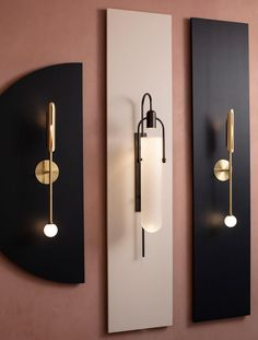 ideas for contemporary lighting design sconces Cool Lighting, Wall Lamp, Modern Lamp, Wall Lights, Lighting Showroom, Lamp Design, Interior Lighting, Contemporary Lighting, Modern Lighting Design