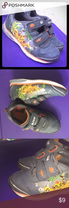 Lion King shoes In great conditions Lion King sport shoes Shoes Sneakers