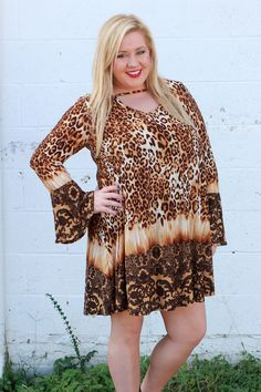 One Faith Boutique - Get The Party Started Leopard Print Tunic/Dress With Neck Detail ~ Gold ~ Sizes 12-18, $38.00 (https://www.onefaithboutique.com/new-arrivals/get-the-party-started-leopard-print-tunic-dress-with-neck-detail-gold-sizes-12-18/)