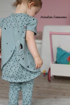 Schnittmuster kleid newborn