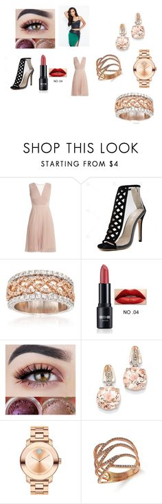 """Xiomara Shafiq-Finnegan - Don't Let it End."" by pepper2good4u on Polyvore featuring Ross-Simons, BillyTheTree, Movado and Effy Jewelry"