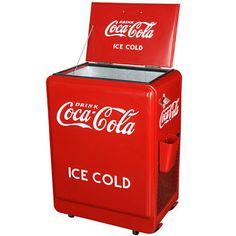 New 1932 Coke Westinghouse replica Coca Cola cooler - Crosley jukeboxes availa.