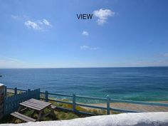 Character cottage with magnificent sea views near Porthleven
