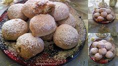 ΜΑΓΕΙΡΙΚΗ ΚΑΙ ΣΥΝΤΑΓΕΣ: Μηλοπιτάκια το κάτι άλλο!!! Pastry Cake, Hamburger, Crockpot, Muffin, Food And Drink, Keto, Bread, Breakfast, Kitchen