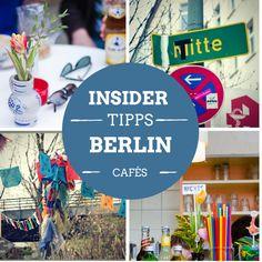"""Insidertipps für Berlin: die schönsten Cafés. Zum Berliner Pilsner trinken oder für veganen Latte Macchiato. Unter anderem dabei das """"wahrhaft nahrhaft"""" mit seinen tollen Bagles."""