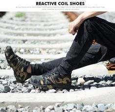 Construction Men's Outdoor Plus Size Steel Toe Cap Work Boots Shoes Me Army Shoes, Military Shoes, Military Tactical Boots, Safety Shoes For Men, Running Shoes For Men, Winter Work Shoes, Men's Business Outfits, Mens Winter Boots, Mens Shoes Boots