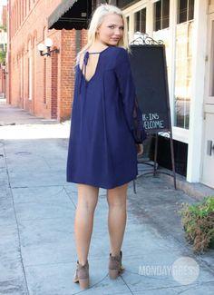 Walking Stories Dress | Monday Dress Boutique