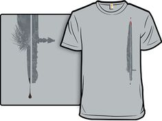 The Pen and The Sword - Shirt.Woot