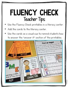 FREE Fluency passages for 2nd & 3rd grade are a fun way to practice fluency.  Passages comes in 2 formats.  Comprehension checks can be used as morning work or send home for homework.