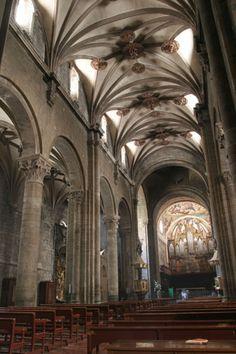 catedral de jaca interior - Buscar con Google