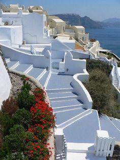 Greece. Santorini island