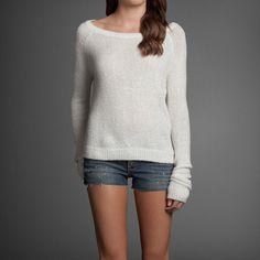 girls leigh shine sweater | girls sweaters | abercrombiekids.com
