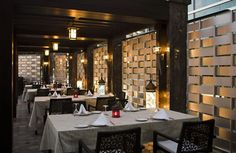 Check out our Top 5 Downtown Dubai Restaurants #Travel #Food #Dubai #Top5 #Restaurants #Bars #Lounges #DowntownDubai #Okku #Roberto's #LaPetiteMaison #AlNafoorah #Thiptara