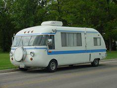 Corvair UltraVan Bus Motorhome RV Camper Van