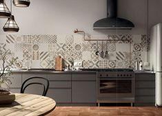 Arredare la cucina con le piastrelle cementine in 2018 cementine