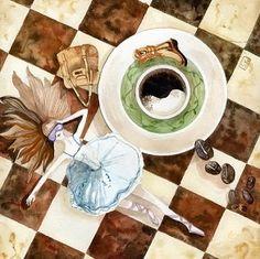 kahve ve kadın.. #coffeeandwomen