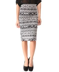 A more modest way to work the southwestern pattern trend for work. $14.80