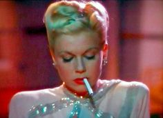 "Movie Star Doris Day is lighting up the silver screen in her movie debut, ""Romance on the High Seas"