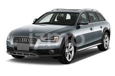 Front  view of grey 2014 Audi A4 Allroad Premium Wagon