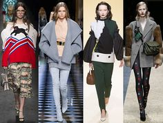 tendencias-de-moda-oi16-mangas My Favorite Things, Trends, Accessories, 2016 Trends, Jackets, Sleeves, Beauty Trends, Ornament