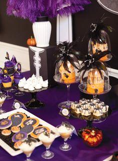 Halloween decorations : IDEAS & INSPIRATIONS  halloween-party-ideas