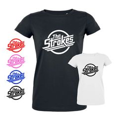 The Strokes shirt The Strokes T shirt Womens The by ToniKaramanoff