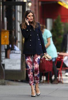 Annie's Fashion Break: Olivia Palermo style