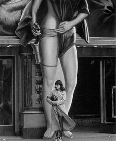 Robert Doisneau, Cinéma Paramount, Paris, 1972 © Atelier Robert Doisneau tag: posters