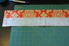 Sew Strips Together