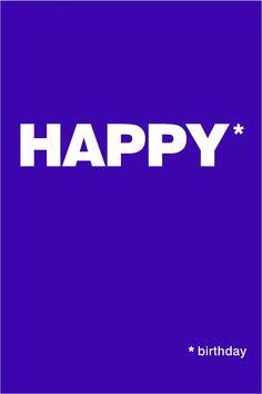 Happy*