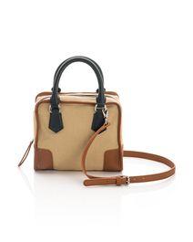Bowler Style Bag.