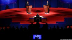 US Republican candidate Mitt Romney won the first of three televised debates with President Barack Obama, polls and analysts say. The 90-minute duel centred on taxes, the deficit and health care.