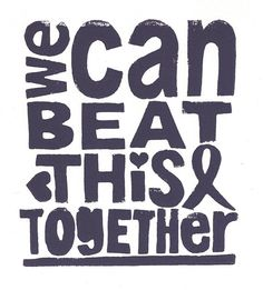 Together...we can!