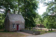 Foreman's Cottage, Alliare, Village, NJ