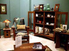 Gustav Stickley Shop at the Newark Museum