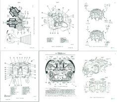Lunar Module Blueprints