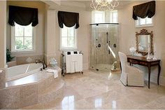 Master Bath room idea