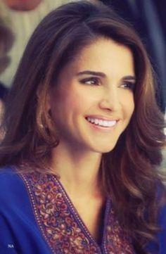 Photos d'archives:  La reine Rania de Jordanie