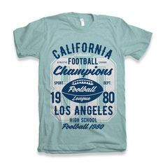California Football League Tshirt screen printing vector art - California Football League Tshirt Design buy t shirt design Dad To Be Shirts, Golf Shirts, Cool T Shirts, Custom Design Shirts, Custom Shirts, Shirt Designs, T Shirt Design Template, Tee Design, Custom T Shirt Printing