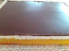 Lambada zákusok (fotorecept) - recept | Varecha.sk Cheesecake, Treats, Sweet, Food, Google, Sweet Like Candy, Candy, Goodies, Cheesecakes