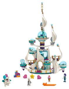 Lego vitrivius figurine et accessoires de Set 70809-Neuf