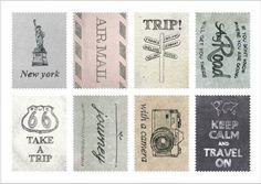 material: paper  size: 75 x 110mm (2.9 x 4.3) each sticker: 23mm x 32mm  sheet…