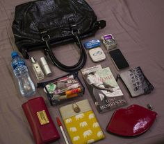 What's in your bag?: Photo