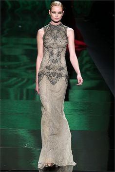 Sfilata Monique Lhuillier New York - Collezioni Autunno Inverno 2013-14 - Vogue