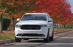 2019 Dodge Durango: Modern SUV Car with Strong Power