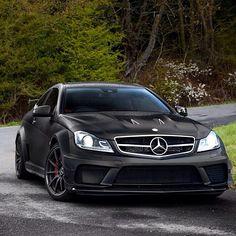 Mercedes #C63 #AMG #BlackSeries