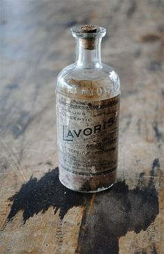 mouthwash label on a medicinebottle | Flickr - Photo Sharing!